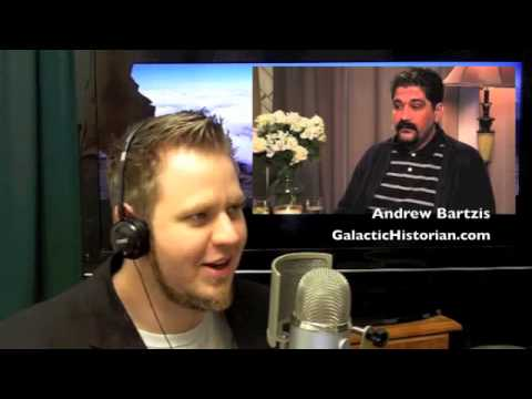 The History Of Our Galaxy Explained, Andrew Bartzis & Vinny Eastwood Part1