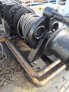 MS Granvin - hydraulikkrøyr