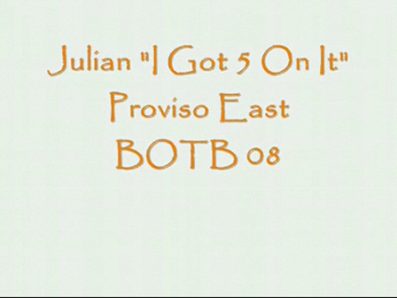 Julian High School - I Got 5 On It