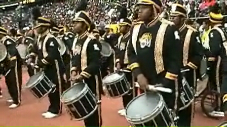 Grambling (2005) - Percussion Section