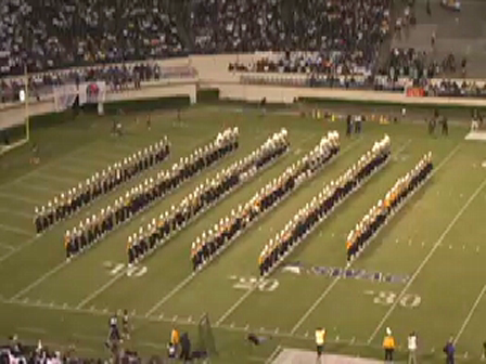 Boombox Classic (2008) - Southern Halftime