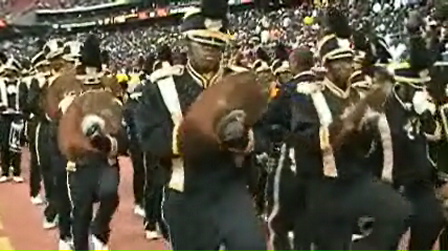 Stick Control - Grambling (2005) - Percussion Section