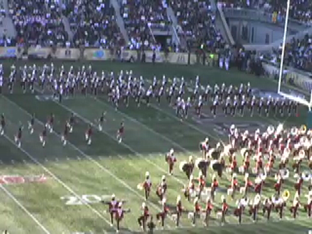 Magic City Classic (2008) - Alabama A&M - Halftime Show