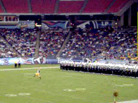 Southern University Halftime Show