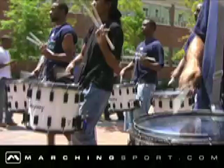 Jackson State (2008) - War & Thunder - Series - Section and Alumni Session