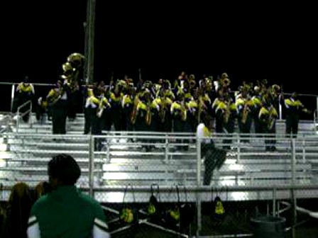 Grambling High School Marching band