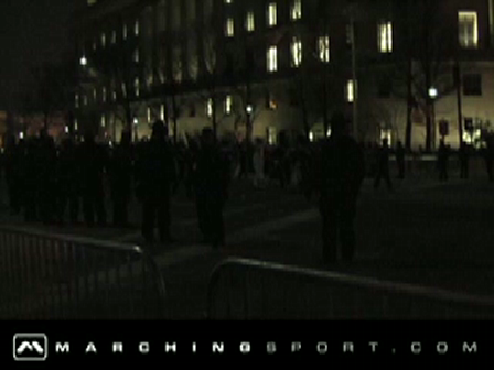 Marchingsport Inauguration Coverage - Harding High School