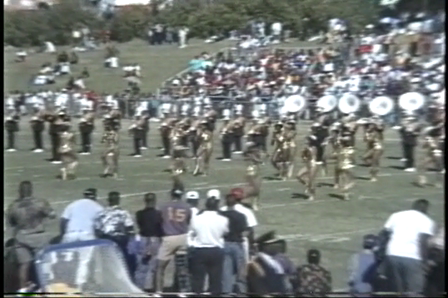 1991 Golden Girls - Alcorn State
