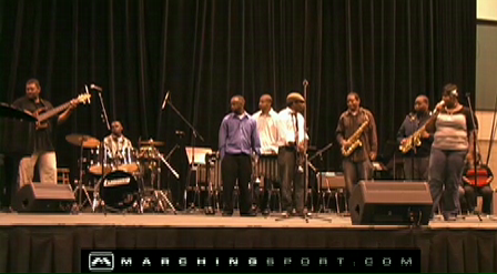 Southern University Jazz Band Featuring Marcella Ratcliffe