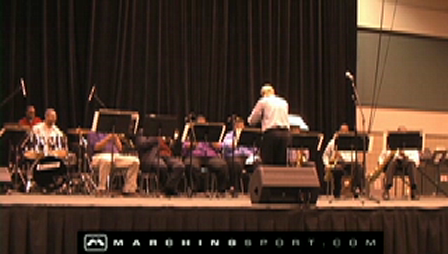 Alcorn Jazz Band (2009) @ The Alcorn Jazz Festival