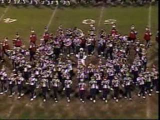Howard University Field Show vs BCU 02