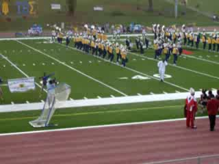 """Ft. Valley  Band drills to """"Love You the Right Way"""""""