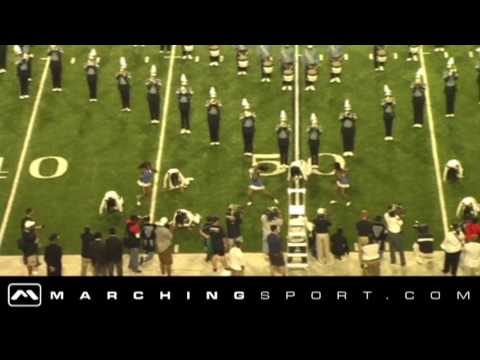 MarchingsportHD - Jackson State (2009) - Halftime Show Pt. 2