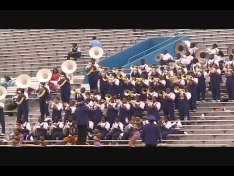 Texas College - Band 2009