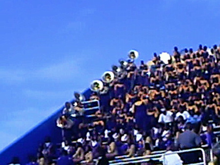 Alcorn vs SU Pregame 2009