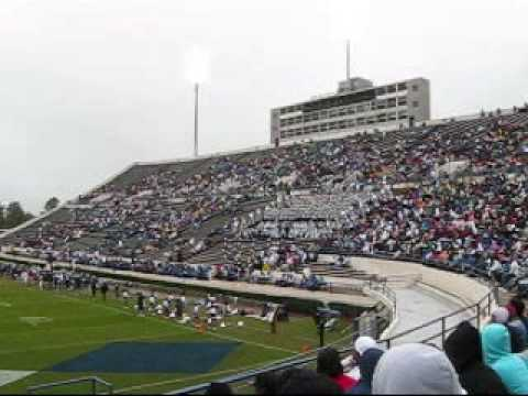 """JACKSON STATE VS UAPB""""I'LL BE IN THE SKY"""" BATTLE 2009"""