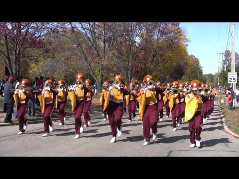 Central State University Invincible Marching Marauders