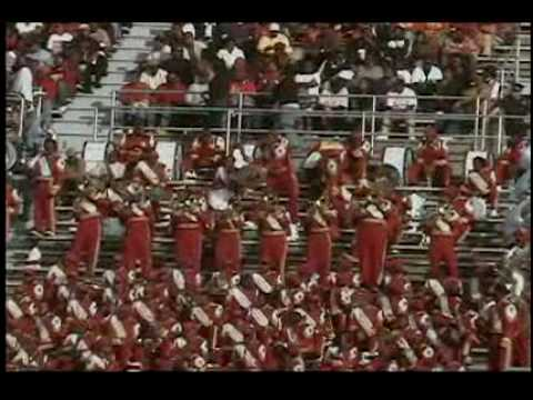 Alabama State vs Tuskegee Trombone Battle  2008