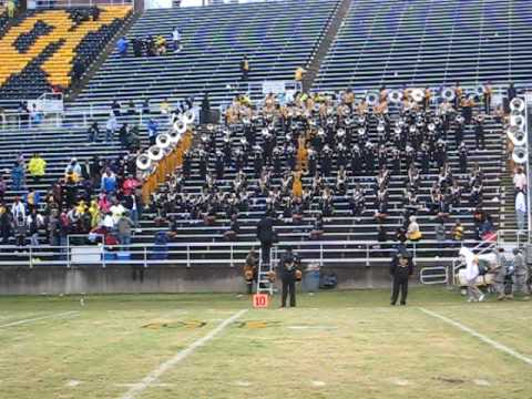 aamu vs grambling 09 fifth quater round 1