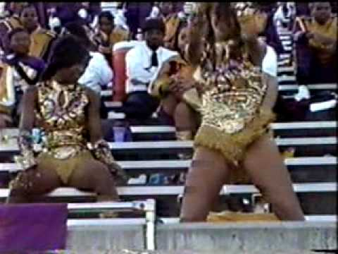 Alcorn State Golden Girls 99