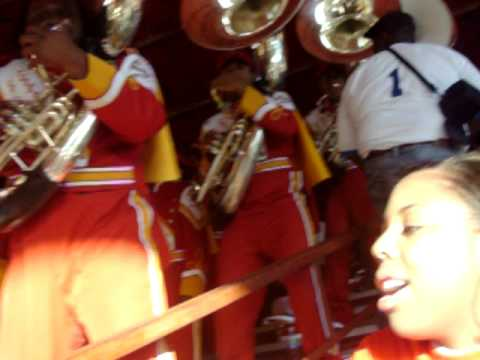 """Hey Tuskegee""- Tuskegee University Marching Band"