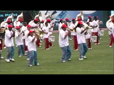 Delaware State University Marching Band Part 2