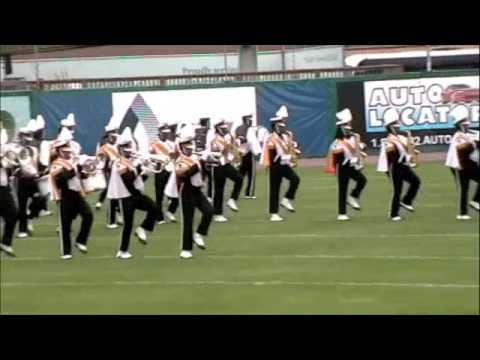 BOWIE STATE UNIVERSITY S.O.S. BAND - MJ TRIBUTE