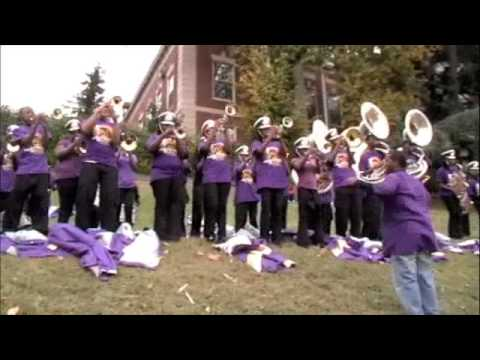 Camden High School Marching Band - Never Can Say Goodbye