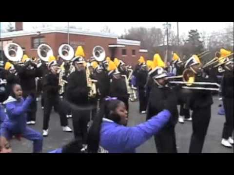 Camden High School Marching Panthers (NJ) - Round 3