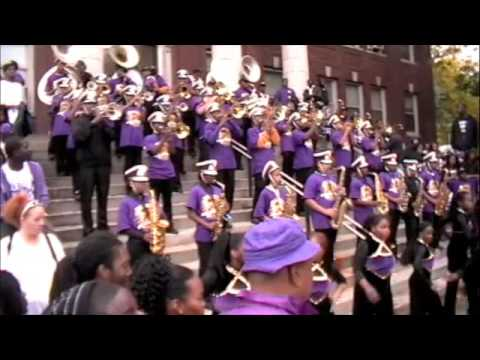 Camden High School Marching Band - Green Light / Signed, Sealed, Delivered