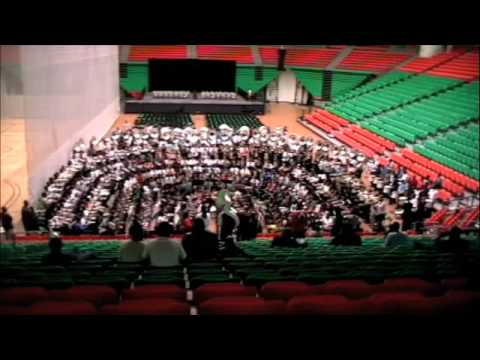 FLORIDA A&M UNIVERSITY DO WHATCHA WANNA AT '09 BAND PRACTICE