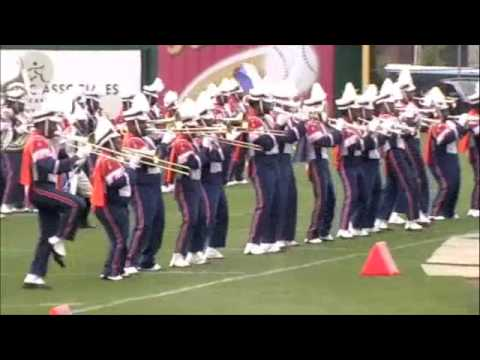 Morgan State University Magnificent Marching Machine MJ Tribute Part 1