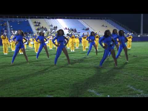 FVSU BMMB Dancing Doll Divas Workng Day and Night