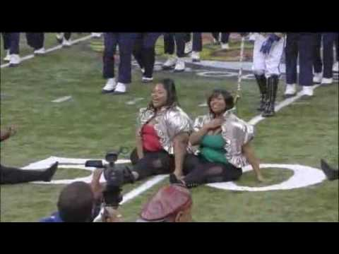 """Southern""""Full Halftime Show"""" Bayou Classic 09"""