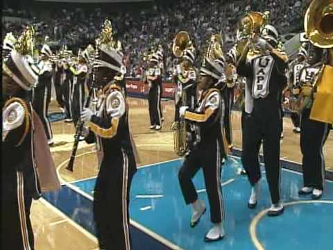 UAPB 08-09 Dallas Mavericks halftime performance