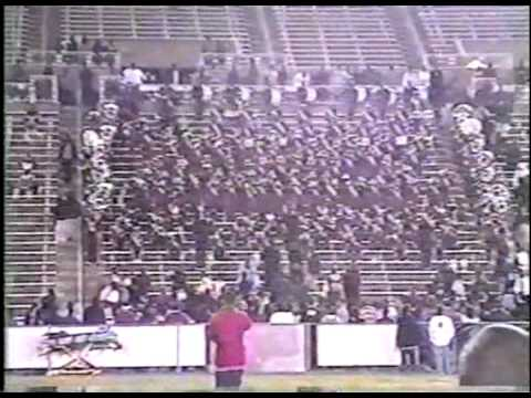 AAMU vs Jackson State 2001 - the Fifth Quarter