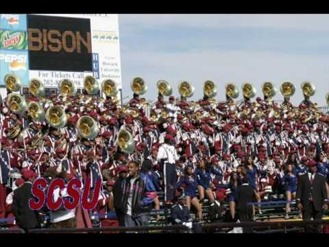 A Tribute to HBCU Marching Bands