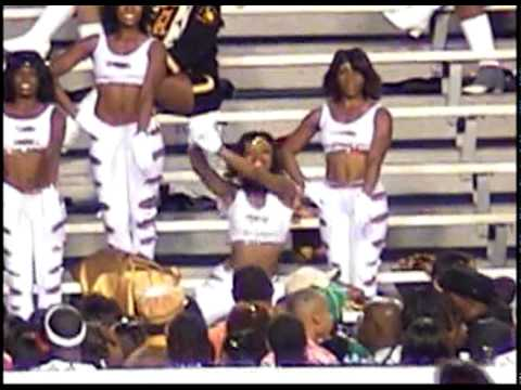 Magic City Classic 2003 - AAMU vs ASU - fifth quarter pt 1.mpg