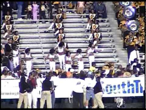 Magic City Classic 2003 - AAMU vs ASU - fifth quarter pt 2.mpg