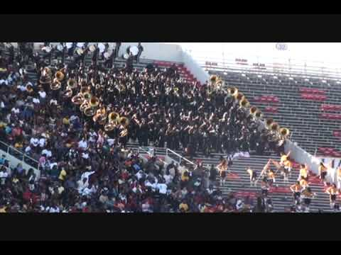 "UAPB ""Crook for life"" 09 vs GSU"