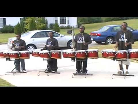 The paradiddle