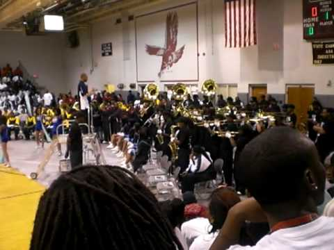Eastern Hs Here I Stand.......My Trombone section 08-09