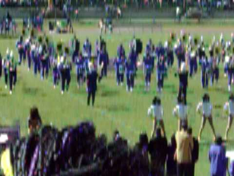 Miless College 2009 Homecoming Halftime Show pt2