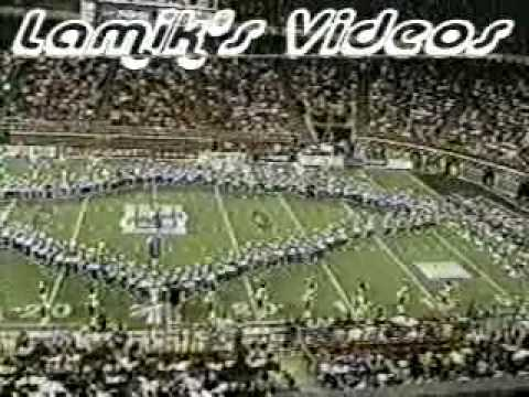 Miami Central Band 1998 FL CLassic BOTB