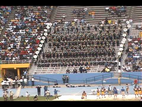 "Southern University vs. Tennessee State ""Billie Jean"""