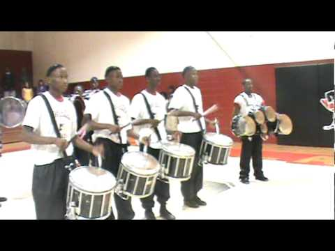OAKHAVEN VS DOLLARWAY DRUMLINE:DWAY CADENCE 2010