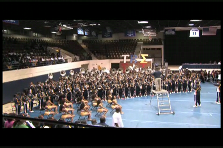 NCAT Spirit Mix 2009(vs SCSU)