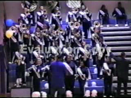 HHS Pep Band And Then What 05-06