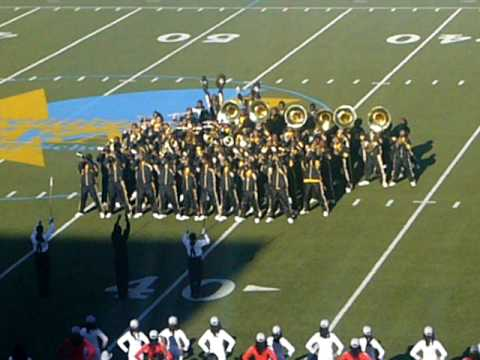 lithonia high 2010 jamboree Malaguena intro
