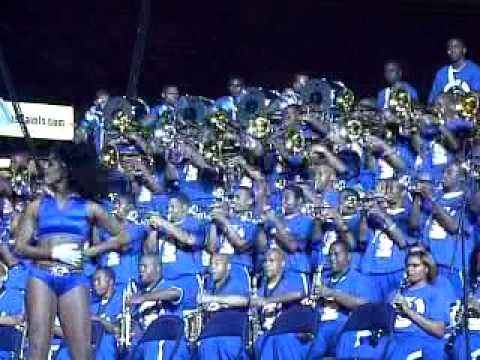 Battle Of The Bands Bayou Classic 2006
